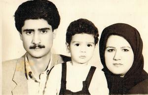 hessam rassouli | Liedermacher - familie 1986